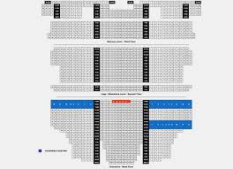 Ethel Barrymore Seating Chart Shn Curran Seating Chart Orpheum Theater San Francisco