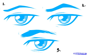 how to draw male anime eyes.  Draw How To Draw Anime Male Eyes Step 3 Intended How To Draw Male Anime Eyes M