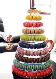 Macarons Display Stand