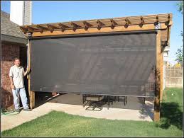 modern patio roller shades home depot for your patio decor shades marvellous outdoor patio shades