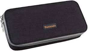 office paper holders. Homecube Pencil Case, Big Capacity Pen Case Desk Organizer With Zipper For School \u0026 Office Paper Holders T