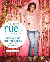 rue 21 plus size clothes rue21 launches new plus size line rue plus model magazine
