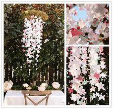 wedding chandelier diy paper flower
