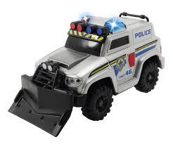 Купить <b>полицейская машина</b> со светом и звуком <b>Dickie</b>, 15 см ...