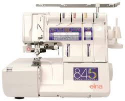 Отзывы <b>Elna 845</b> | <b>Оверлоки</b> и распошивальные машины <b>Elna</b> ...