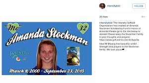 Amanda Stockman's Death Rocks East Coast Softball - FloSoftball