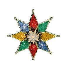 Unique Christmas Tree Toppers U0026 Decorations  Bronneru0027s CHRISTmas Christmas Tree Lighted Star