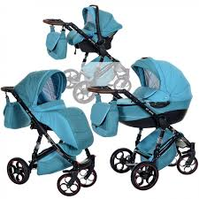 Kombi Kinderwagen 3in1 Baby 0-36 Monate Komplett Set GT one   Luftreifen  Komfort Pannenfrei Garantie