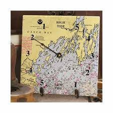 Tide Chart Hudson Fl Nautical Chart Tide Clock