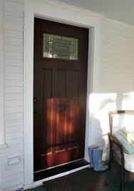door from porch