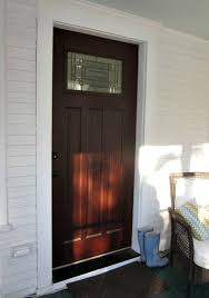 door from porch