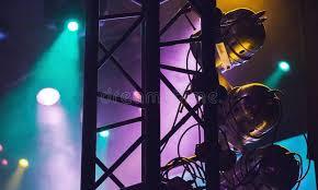modern spot lighting. Download Colorful Spot Lights, Modern Stage Illumination Stock Image - Of Color, Illuminated Lighting
