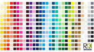 Robert Kaufman Kona Colour Fabric Kona Printed Colour