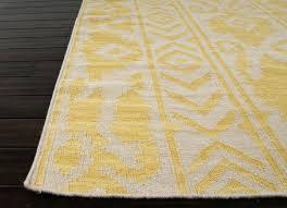 flat woven area rugs mercury row cotton gray rug