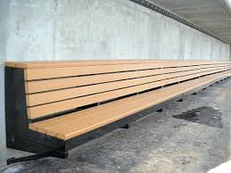 wall mounted bench all weather team benches players click to enlarge image  mount changing room seating . wall mounted bench ...