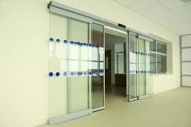 the automatic sliding doors from geze can be used to implement the widest range of requirements within a building