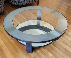 bentwood coffee table new vintage art deco inspired black lacquered mirror glass bentwood