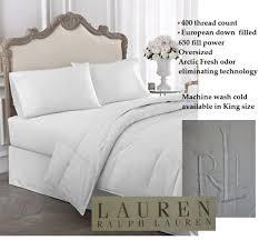 ralph lauren king size comforter king down comforter white svetanya pink inside ralph lauren decor 13