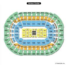 Actual Capital Center Seating Chart T Mobile Center Capacity