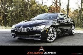 Sport Series 2012 bmw 6 series : 2012 BMW 6 Series 650i Stock # 528675 for sale near Marietta, GA ...