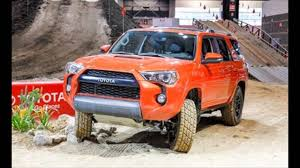 Toyota 4Runner 2016 CAR Specifications and Features - Exterior ...