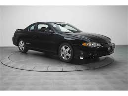 2004 Chevrolet Monte Carlo Intimidator SS for Sale | ClassicCars ...