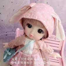 Bộ Búp Bê Barbie 8-17cm Kèm 13 Khớp Nối giảm tiếp 178,920đ