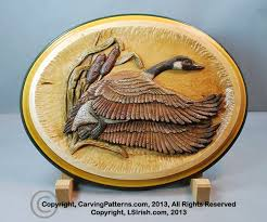 Relief Carving Patterns Adorable Canada Goose Free Relief Wood Carving Project Classic Carving Patterns
