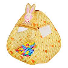 <b>Ching</b>-<b>Ching</b> Дом + 100 шаров <b>Кролик</b> BabyOne — купить в ...