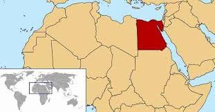 egypt Map Of The World Egypt egypt wolrd location map map of the world with egypt located