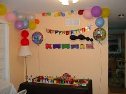wall decoration ideas for birthday party interior design for home
