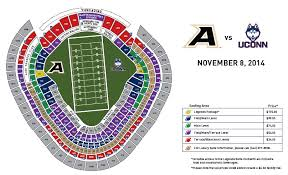 Uconn Army Football General Public Tickets On Sale On 4 30