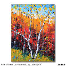 Small Picture Paintings Of Birch Trees In Fall Images Tree Colorful loversiq
