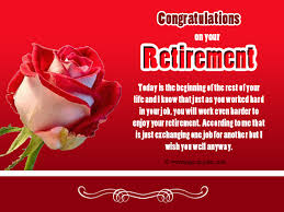 Retirement Wishes Quotes Interesting Retirement Wishes Greetings And Retirement Messages Wordings And