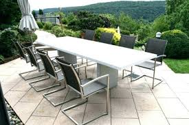 medium size of white outdoor dining settings australia table sydney chairs marvelous modern patio set on