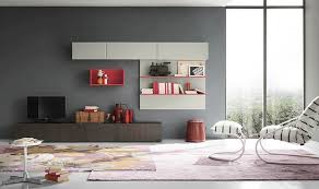 creative living furniture. Wall Units Living Room Furniture. View In Gallery Hot Pink Enlivens The Creative Furniture