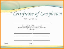 Ms Word Certificate Template Decent Certificate Templates For