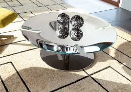 round chrome coffee table for endearing round chrome coffee table