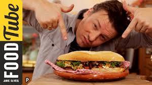 Turkey Ham Leftover Recipes Jamies Ultimate Leftover Turkey Sandwich Youtube