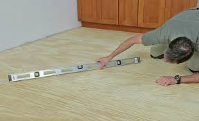 a suloor for tile installation