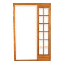 Rectangular Brown Modern Wooden Door Frame Rs 70 running feet ID