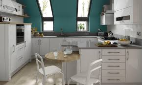 White Gloss Kitchen Porter Gloss Kitchens Kitchen Units Online