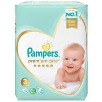 <b>Pampers подгузники Premium</b> Care 3 (6-... — купить по выгодной ...