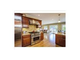 the kitchen has cherry cabinets as well and i m concerned dark floors won t work thanks for your opinion