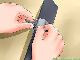 how to install a toggle switch steps pictures wikihow image titled install a toggle switch step 5