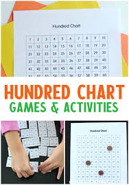 How To Make A Creative Chart Hundred Chart Activities To Make Math Fun Creative Family Fun