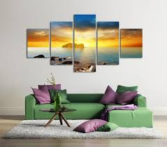 living room paintings for walls wall art india as per vastu big painting two colors living