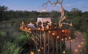 treehouse. Instead Of The Typical Honeymoon Suite, Reserve A Tree House. No Seriously. Gorgeous House Hotels And Bungalows Are Popping Up In Far-flung Treehouse