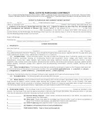 Property Purchase Agreement Template Simple Earnest Money Contract Template Betondireklitel