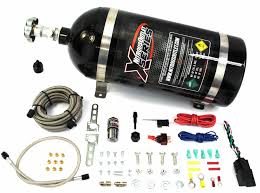X Series Single Nozzle Dry Nitrous System